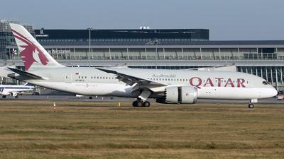 A picture of A7BCX - Boeing 7878 Dreamliner - Qatar Airways - © RAFAL KUKOWSKI