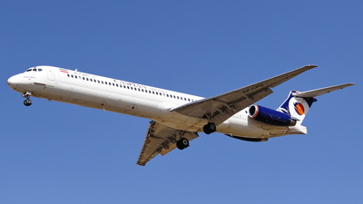EP-CPU - McDonnell Douglas MD-83 - Caspian Airlines