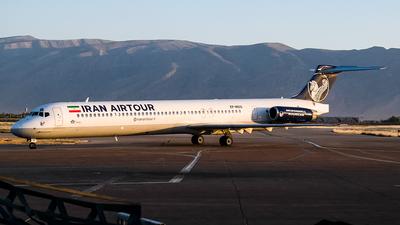 EP-MDG - McDonnell Douglas MD-82 - Iran Air Tour