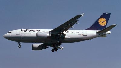 D-AIDA - Airbus A310-304 - Lufthansa Express