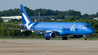 N192BZ - Embraer 190-200IGW - Breeze Airways