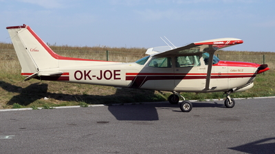 OK-JOE - Cessna 172RG Cutlass RG II - Blue Sky Aviation Kladno