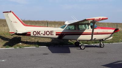 A picture of OKJOE - Cessna 172RG Cutlass - [172RG0327] - © Václav Kudela