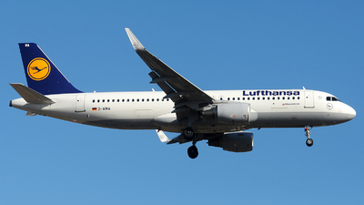 A picture of DAIWA - Airbus A320214 - Lufthansa - © Alexander Portas