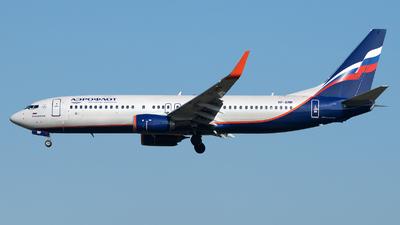VP-BMM - Boeing 737-8MC - Aeroflot