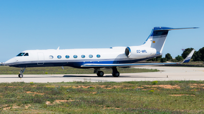 EC-MRL - Gulfstream G550 - Gestair Private Jets