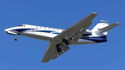 N33SL - Cessna 680 Citation Sovereign - Private