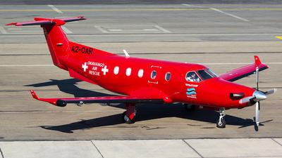 A2-OAR - Pilatus PC-12/45 - Okavango Air Rescue