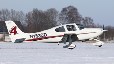 N153CD - Cirrus SR20 - Private