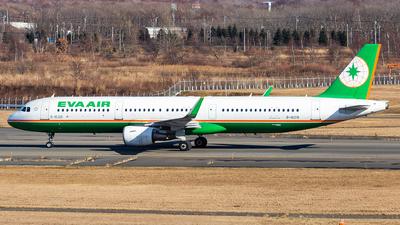 A picture of B16219 - Airbus A321211 - EVA Air - © LUSU