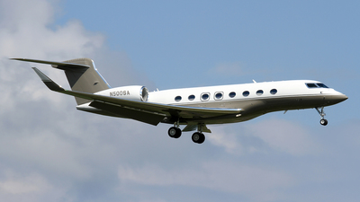 N500SA - Gulfstream G650ER - Private