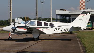 PT-LNP - Beechcraft 58 Baron - Private