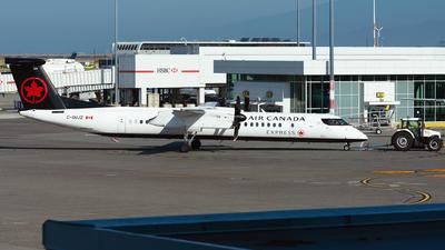 C-GUJZ - Bombardier Dash 8-Q402 - Air Canada Express (Jazz Aviation)