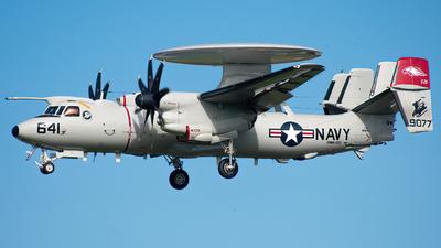 169077 - Northrop Grumman E-2D Hawkeye - United States - US Navy (USN)