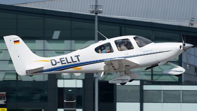 D-ELLT - Cirrus SR20 - Private