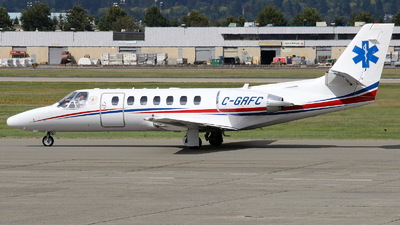 C-GRFC - Cessna 560 Citation V - Carson Air