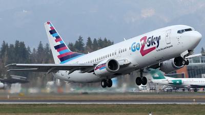 OM-GTD - Boeing 737-86J - Go2Sky