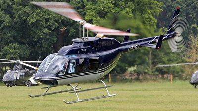 G-TTGV - Bell 206L-4 Long Ranger IV - Private
