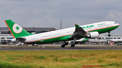 B-16308 - Airbus A330-203 - Eva Air
