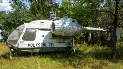 DDR-VPK - Kamov Ka-26 Hoodlum - German Democratic Republic - Volkspolizei
