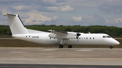 A picture of N568AW - De Havilland Canada Dash 8300 -  - © if