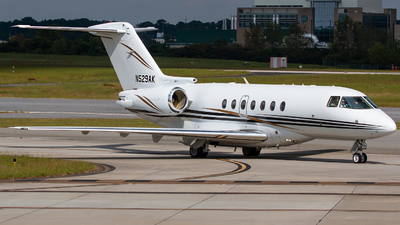 N529AK - Hawker Beechcraft 4000 - Private