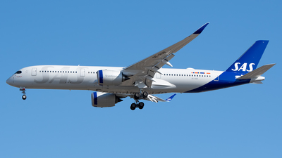 SE-RSB - Airbus A350-941 - Scandinavian Airlines (SAS)