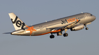 VH-VQA - Airbus A320-232 - Jetstar Airways