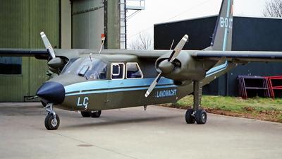 B-03 - Britten-Norman BN-2A Islander - Belgium - Army