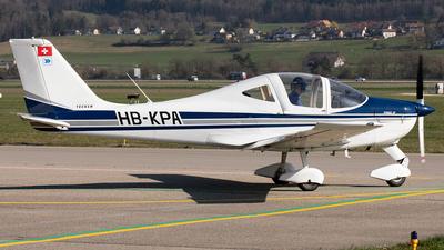 A picture of HBKPA - TecnamP2002JF - [062] - © Alexandre Fazan