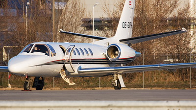 OE-GPH - Cessna 560 Citation Encore - Private