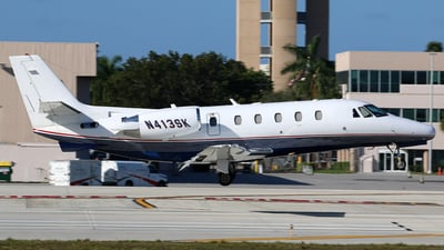 N413SK - Cessna 560XL Citation XLS - Private