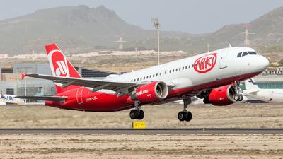OE-LEL - Airbus A320-214 - Niki
