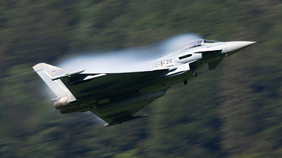 30-28 - Eurofighter Typhoon EF2000 - Germany - Air Force