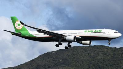 B-16339 - Airbus A330-302 - Eva Air
