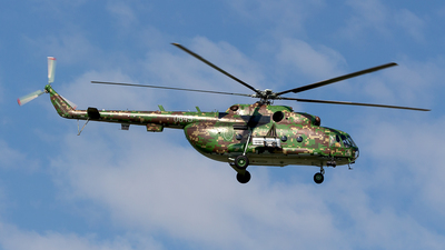 0845 - Mil Mi-17 Hip - Slovakia - Air Force