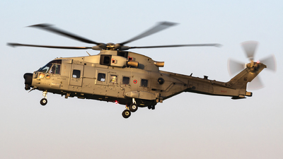 MM81873 - Agusta-Westland HH-101A Caesar - Italy - Air Force