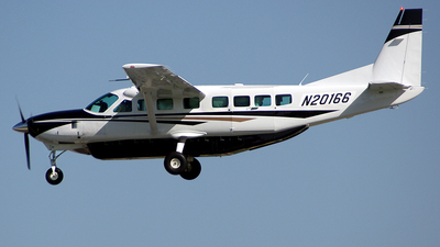 N20166 - Cessna 208B Grand Caravan - Private