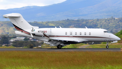 A picture of N739QS - Bombardier Challenger 350 - NetJets - © Jorge andres solano sancho