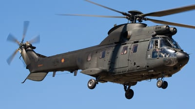 HU.21-07 - Aérospatiale AS 332B Super Puma - Spain - Army