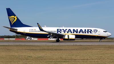 A picture of EIENB - Boeing 7378AS - Ryanair - © Robert Dumitrescu