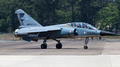 517 - Dassault Mirage F1B - France - Air Force