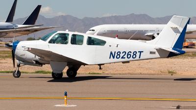 N8268T - Beechcraft F33A Bonanza - Lufthansa Aviation Training