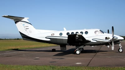 A picture of LVBMS - Beech B200GT King Air - [BY012] - © Bruno Orofino