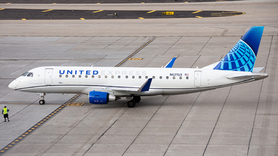 A picture of N625UX - Embraer E175LL - United Airlines - © Alexander Owen