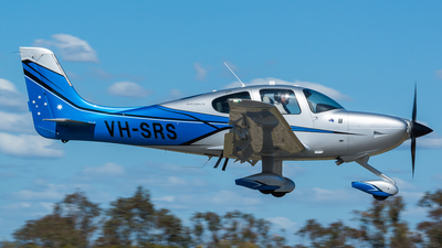 VH-SRS - Cirrus SR22 Australis - Private