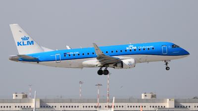 A picture of PHEXK - Embraer E175STD - KLM - © Carlo Luigi Tamiazzo