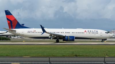 N864DN - Boeing 737-932ER - Delta Air Lines
