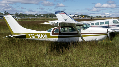 TG-WAW - Cessna 206H Stationair - Private