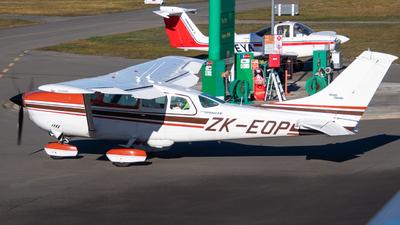 ZK-EOP - Cessna TU206G Turbo Stationair - Aerial Surveys